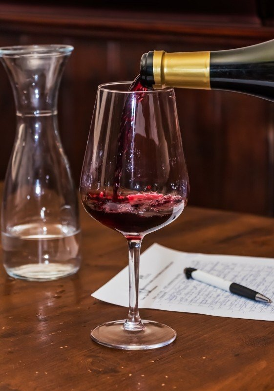 Degustace vinařství Lahofer